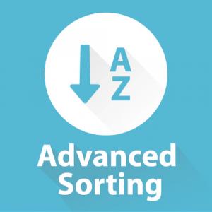 Advanced Sorting