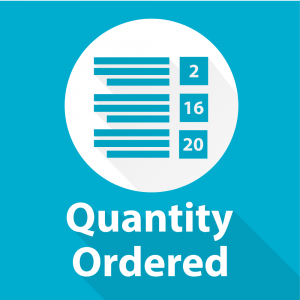 Quantity Ordered | Free Extension for Magento 2